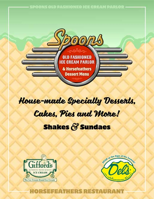 Spoons Ice Cream Parlor